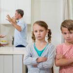 Kinderen scheiding
